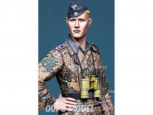 Alpine figurine 16028 Équipage de char allemand WSS 1/16