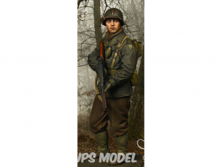 "Alpine figurine 16026 Infanterie US 1st Division ""The Big Red One"" 1/16"