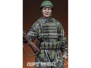 "Alpine figurine 16025 Parachutiste italien ""Nembo"" Division 1/16"