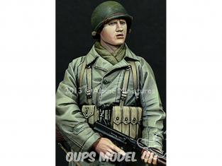 Alpine figurine 16022 Sous-officier d'infanterie US WW2 1/16