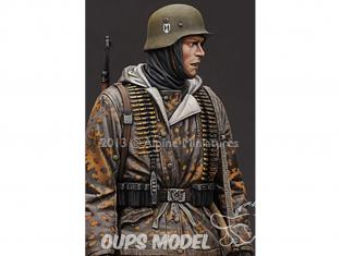 Alpine figurine 16020 WSS MG Transportant des munitions 1/16