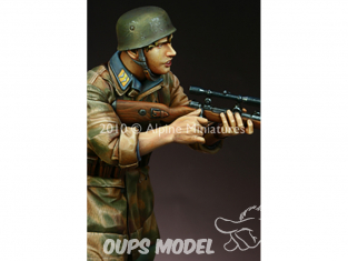 Alpine figurine 16010 Fallschirmjager Sniper 1/16