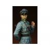 Alpine figurine 16009 Officier d'infanterie allemand 1/16