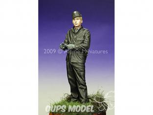 """Alpine figurine 16006 WSS Panzer Crew """"LSSAH"""" 1/16"""
