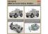 Rye Field Model maquette militaire 5032 M1240A1 M-ATV U.S. MRAP Full Intérieur 1/35