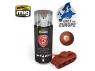 MIG peinture bombe TTH113 Apprêt Base rouille mat Plastique métal Résine - Rust base Matt Primer 400ml