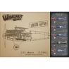 Wingnut Wings maquette avion 32901 Albatros D.V 'Jasta18' Limited Edition 1/32