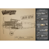 Wingnut Wings maquette avion 32902 Albatros D.V 'The Bavarians' Limited Edition 1/32