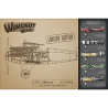 Wingnut Wings maquette avion 32905 Albatros D.V 'Flying Circus' Limited Edition 1/32
