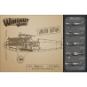 Wingnut Wings maquette avion 32907 Albatros D.Va 'Black Beauties' Limited Edition 1/32