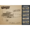 Wingnut Wings maquette avion 32908 Albatros D.Va 'Wooden Wonders' Limited Edition 1/32
