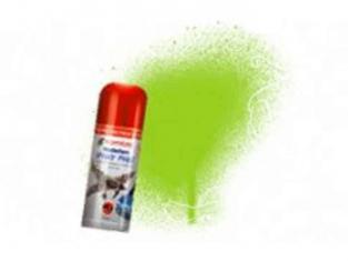 HUMBROL Peinture bombe 203 Fluorescent Spray VERT
