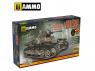 Ammo Mig maquette militaire 8503 Panzer I Breda 100eme Anniversaire de la légion Espagnole Edition Limitée 1/16