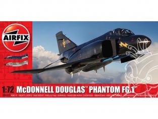 Airfix maquette avion A06019 McDonnell Douglas Phantom FG.1 RAF 1/72