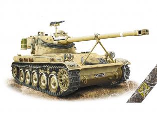 Ace Maquettes Militaire 72445 Char léger AMX-13/75 1/72