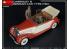 Mini Art maquette militaire 38018 CABRIOLET B GERMAN CAR TYPE 170V 1/35