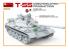 Mini Art maquette militaire 37074 T-55 PRODUCTION TCHÉCOSLOVAQUE 1/35