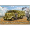 IBG maquette militaire 35054 Camion italien 3Ro en service allemand 1/35