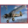 IBG maquette avion 72524 PZL P.24G Kobuz chasseur Polonais aviasion Greque 1/72