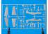 EDUARD maquette avion 4467 P-51D Mustang Super44 1/144