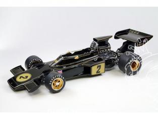 Ebbro maquette voiture 009 Lotus Type 72E 1973 1/20
