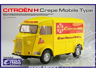 Ebbro maquette voiture 25010 Citroën Type H Crepe mobile 1/24