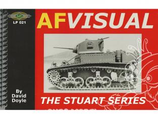 Librairie Letterman Publications LP021 AF Visual The Stuart Series format de poche