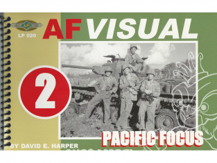 Librairie Letterman Publications LP020 AF Visual Pacific-Focus format de poche
