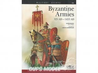 Librairie Squadron 8001 Armées byzantines 325 AD-1453 AD
