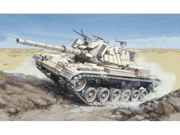 italeri maquette militaire 6391 M-60 Blazer 1/35