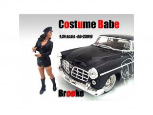 American Diorama figurine AD-23918 Costume Babe - Brooke 1/24