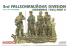 dragon maquette militaire 6143 3rd Fallschirmjager division part 2 Ardennes 1944 1/35