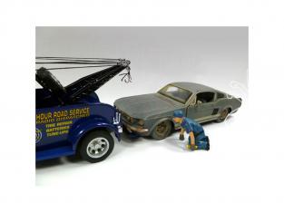American Diorama figurine AD-23905 Dépanneur - Scott 1/24