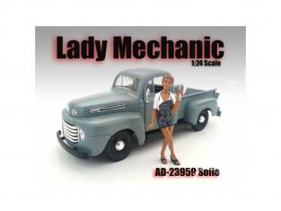 American Diorama figurine AD-23959 Sofie - Lucy 1/24