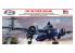 Atlantis maquette avion A145 S2F Hunter Killer