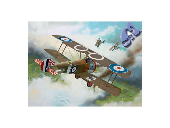 REVELL maquette Avion 4190 Sopwith F1 Camel 1/72
