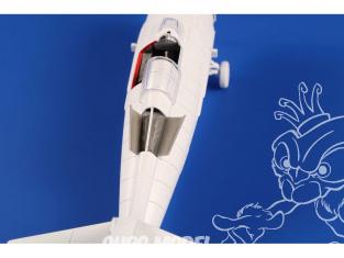 Cmk kit d'amelioration 7435 F4F-4 Wildcat Dinghy Set pour kit Airfix 1/72