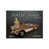 American Diorama figurine AD-38317 Couple Assis III - Figurine A 1/24