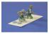 CMK figurine f35188 Infanterie DAK 2 figurines 1/35
