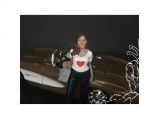 American Diorama figurine AD-38293 Filles de la nuit - Elle 1/24