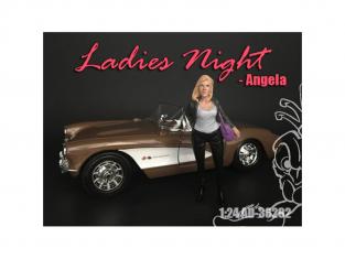 American Diorama figurine AD-38292 Filles de la nuit - Angela 1/24