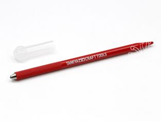 Tamiya 89984 Porte-lame pour pointes à graver rouge