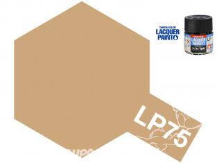 Peinture laque couleur Tamiya LP-75 CHAMOIS 10ml