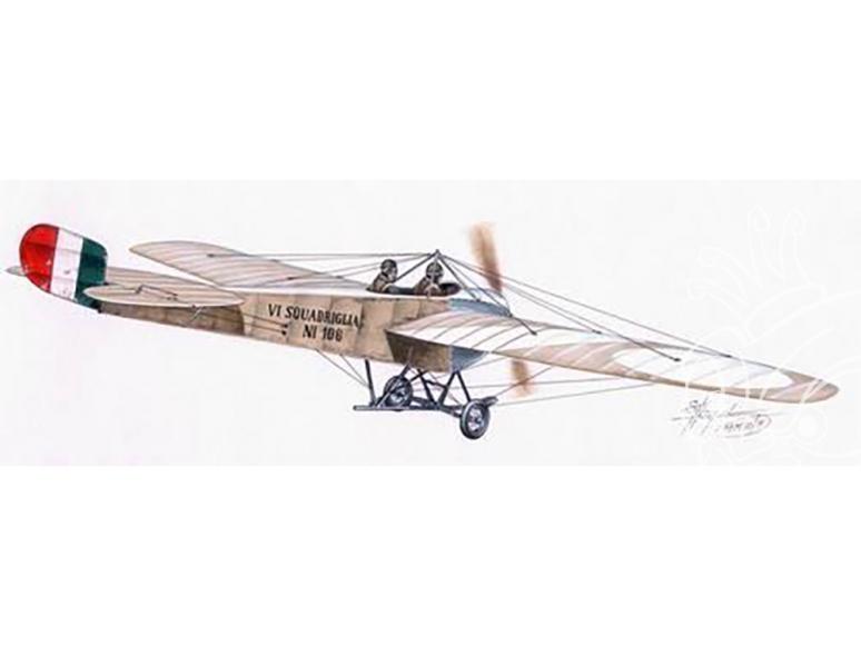 Planet Model 098 Nieuport IV M full resine kit 1/72
