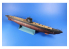 Special navy kit conversion sous marin 72004 CV 707 Vesikko WWII Finnish U-Boat 1/72