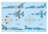 Special Hobby maquette avion 72414 Duo Pack et livre Mirage F.1 1/72