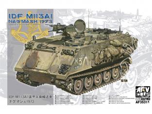 AFV maquette militaire AF35311 IDF M113A1 NAG'MASH 1973 1/35