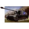 trumpeter maquette militaire 00350 canon anti-char 1/35