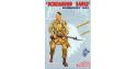 DRAGON maquette militaire 1605 Parachutiste U.S. 1/16