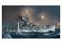 TRUMPETER maquette bateau 05348 Croiseur lourd italien Fiume 1/350